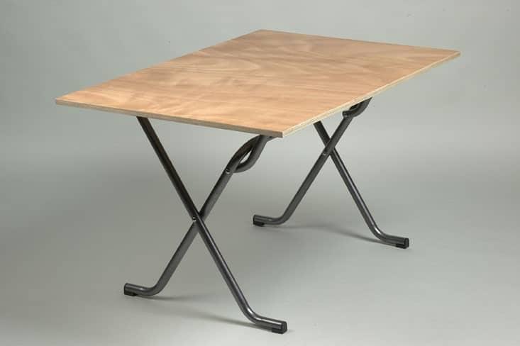 table pliante rectangulaire format